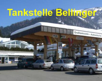 Tankstelle Bellinger